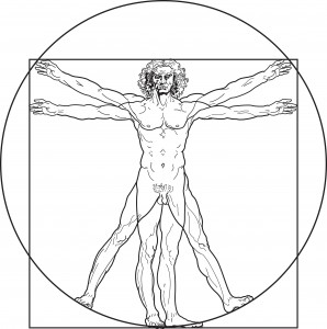 The Vitruvian man (Simple version)(3).jpg